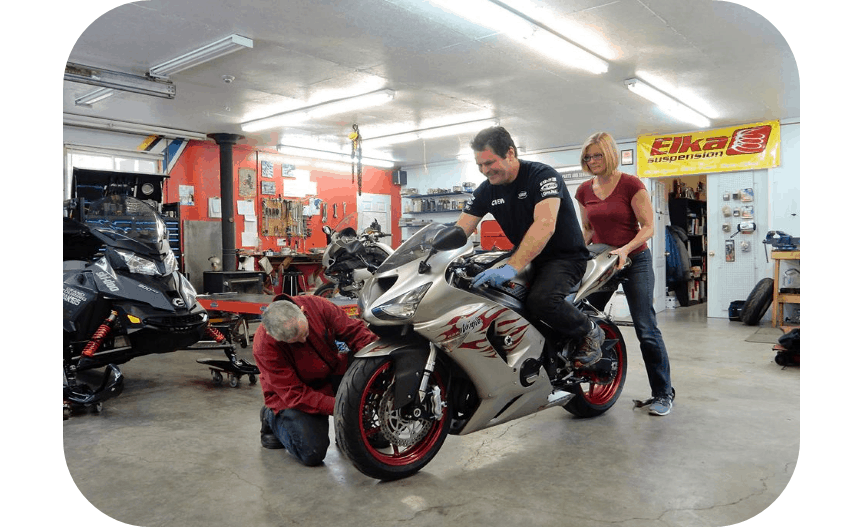 StreetMotorcycleServices